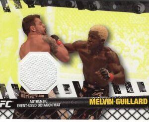 Melvin Guillard 2010 Topps UFC Fight Mat Relic