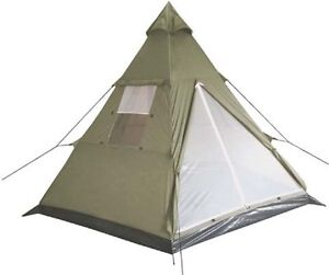 MFH Tent Military Camping Excursions Indian Tent Types