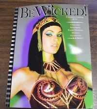 Be Wicked 2014 Women's Sexy Costumes Collection Fashion Catalog 213 Pages