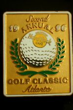 HRC Hard Rock Cafe Atlanta 2nd Annual Golf Classic 1996