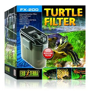 Exo Terra Turtle Tank Canister Filter FX-200