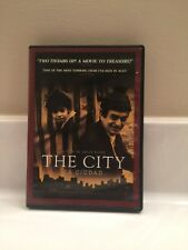 The City - New Yorker Release - RARE OOP Like New DVD