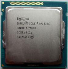 Intel SR0RR 2.7 GHz Core i5-3330S Quad Core CPU Processor, Socket 1155 (LGA1155)