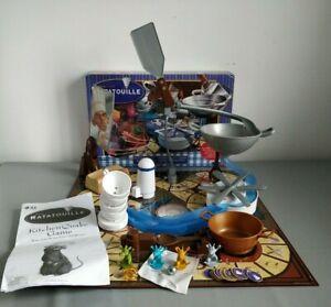 Disney Pixar Ratatouille Kitchen Quake Family Fun Board Game COMPLETE