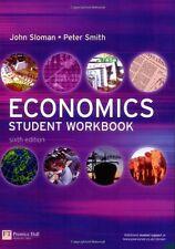 Economics: Student Workbook,John Sloman,Peter Smith,Mark Sutcliffe