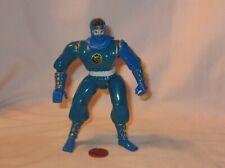 Mighty Morphin BLUE Ninja Power Rangers Action Figure; Bandai 1995