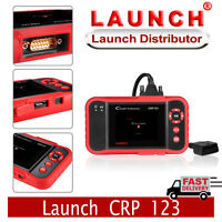 LAUNCH X431 CRP123 ENG/AT/ABS/SRS OBD2 Auto Code Reader Scanner Diagnostic Tool