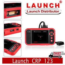 Avviare X431 CRP123 ENG/AT/ABS/SRS OBD2 Scanner Lettore di Codici Auto Strumento di Diagnostica