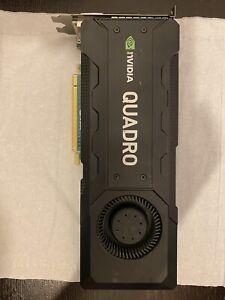 NVIDIA Quadro K5200 8GB GDDR5 PCI-E Professional Graphics Card DVI DP