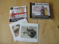 Final Fantasy: Origins ( 1 & 2 ) (Sony PlayStation 1, 2003) PS1 - Complete