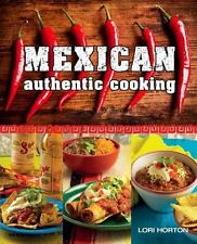 Mexican Authentic Cooking (Paperback or Softback)