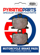 Front brake pads for Yamaha XJ550 Maxim Seca 81-84
