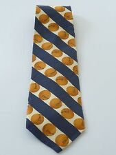 Structure men's tie (T115)