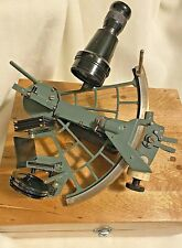 Sextant No. 2691 In Original Case Maritime Navigational Instrument