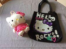Lot de 2 sacs enfants Hello Kitty très bon état