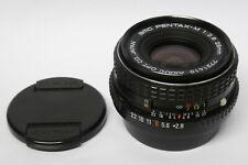 SMC Pentax-M  2,8 / 28 mm  Objektiv mit PK Bajonett
