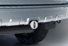 Lincoln MKX Metal Trailer Hitch Cover Plug with Logo MKX Wordmark