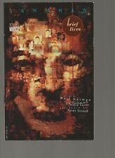THE SANDMAN: BRIEF LIVES BY NEIL GAIMAN (DC COMICS 1994) 1ST PRINT TPB