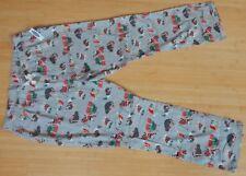 OLD NAVY Men's Pajama Lounge Pants Christmas Cats Pattern Size XL 2 Pockets