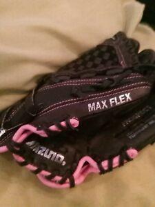 Baseball Glove. (Mizuno-Mint condition)