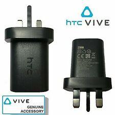 HTC Viva Controller (BACCHETTA) Ricambio UK Power Mattone adattatore caricatore + MICROUSB
