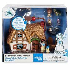Disney Parks Animators Collection Littles Snow White Micro Playset 13 PCS NEW