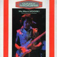 Gary Moore - We Want Moore [New CD]