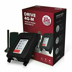 WeBoost Drive 4G-M Car & Truck Cell Signal Booster  - Model #470121 - Sealed!