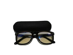 Reading Glasses UV Protection Anti Glare Classic, +0.75 with Case