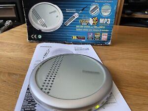 Panasonic SL-CT700 Personal Portable CD MP3 Player Walkman