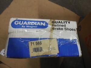 Fits Mazda 2WD Gas P.U 11/84-89 Rear Drum Brake Shoe Set 71-565 BP-3