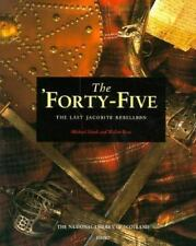 The 'Forty-Five: The Last Jacobite Rebellion-ExLibrary