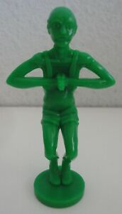 1994 Mouse Trap Game Green Diver Replacement Part Piece