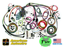 1983-1987 Chevy/GMC C10 Truck Complete Wiring Kit - American Autowire 510706