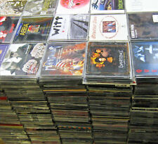 100 x Musik Maxi Single CD Mega Sammlung - Hardrock Metal Indie Punk Pop Techno