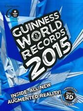 Guinness World Records 2015 Hardcover Book