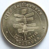JETON MDP CITE DE L'ESPACE TOULOUSE 1999