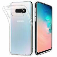 Samsung Galaxy S10e Transparent Hülle Case Durchsichtig Schutzhülle Cover