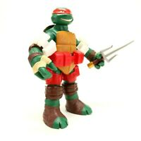 "TMNT Teenage Mutant Ninja Turtle Viacom 2012 Raphael 11"" Action Figure"