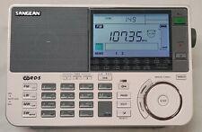 Sangean ATS-909X AM/FM/LW/SW/SSB Shortwave World Band Receiver FM RDS - White