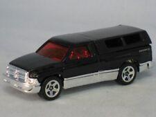 NEW Hot Wheels Diecast Model Black Dodge Ram Pickup Truck