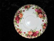 """Royal Albert Bone China Replacement Saucer """"Old Country Roses"""""""
