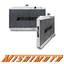 Mishimoto Full Size Aluminum Radiator - 90-93 Acura Integra DA DB | MMRAD-INT-90
