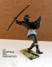 CHERILEA O TIBIDABO SOLDATINI GUERRIERI AFRICANI FIGURA N. 2 SCALA 1/32 PLASTICA