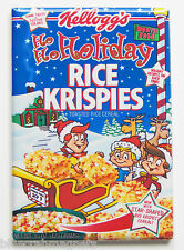 Holiday Rice Krispies FRIDGE MAGNET (2 x 3 inches) cereal box christmas