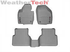 WeatherTech Floor Mats FloorLiner for Volkswagen Tiguan - 2009-2017 - Grey