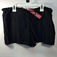 NEW, Merona Women's Swim BoardShort - Black