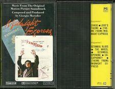 """K7 AUDIO - MUSIQUE DU FILM """" MIDNIGHT EXPRESS """" de GIORGIO MORODER / B.O.F. TAPE"""