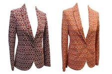Viscose V-Neckline Coats, Jackets & Vests for Women