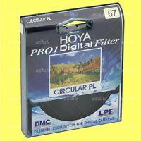 Genuine Hoya 67mm Pro1 D Digital Circular CPL Filter Pro1D CIR C-PL Polarizer